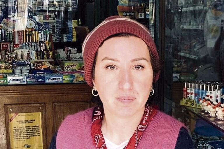 Anna Fusco, artista y comerciante de Nápoles