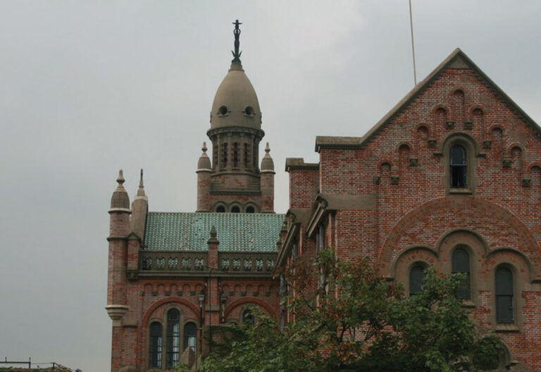 Santuario de Sheshan en Shanghái