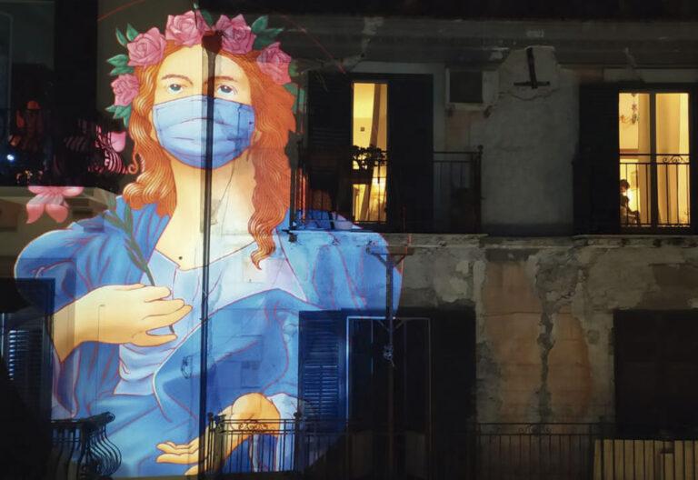 Santa Rosalía en Palermo