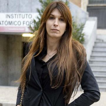 Valeria Vegas, biógrafa de 'La Veneno'