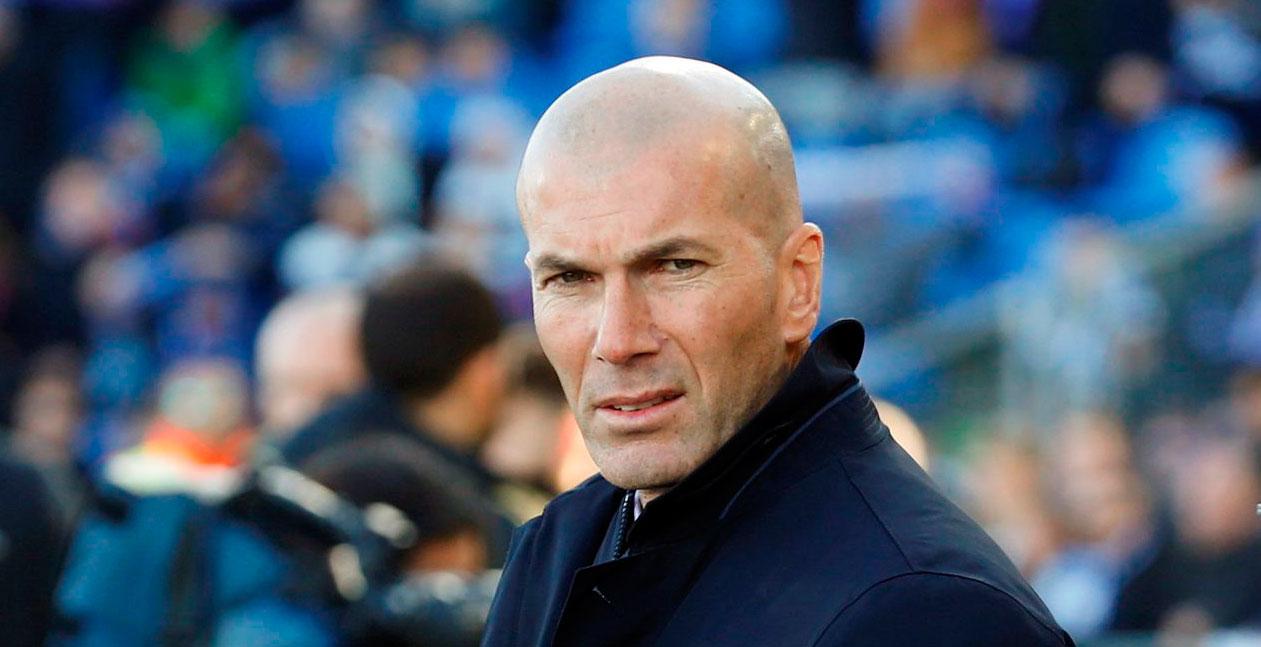 Entrenador del Real Madrid