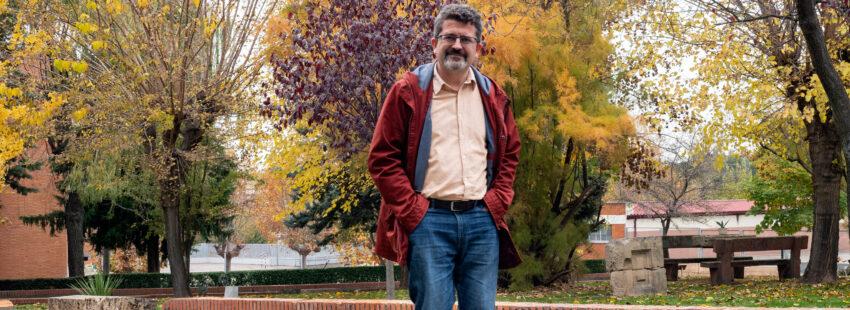 Luis Martín Cabello, ex salesiano