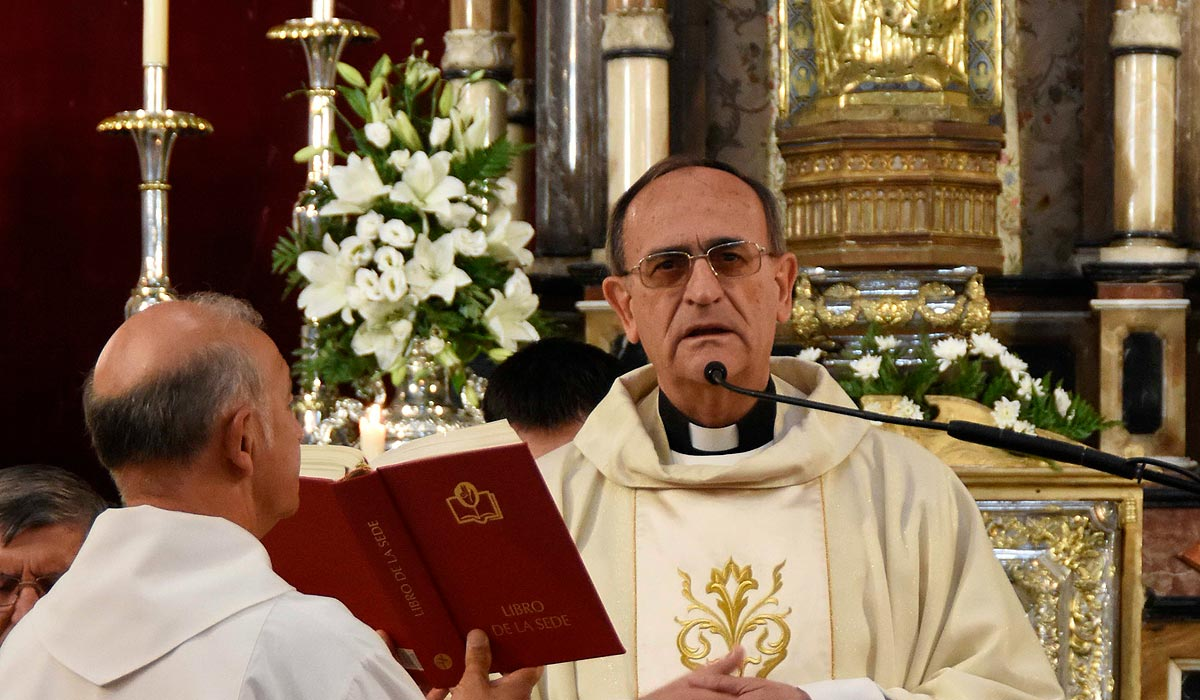 Carlos López, obispo de Salamanca