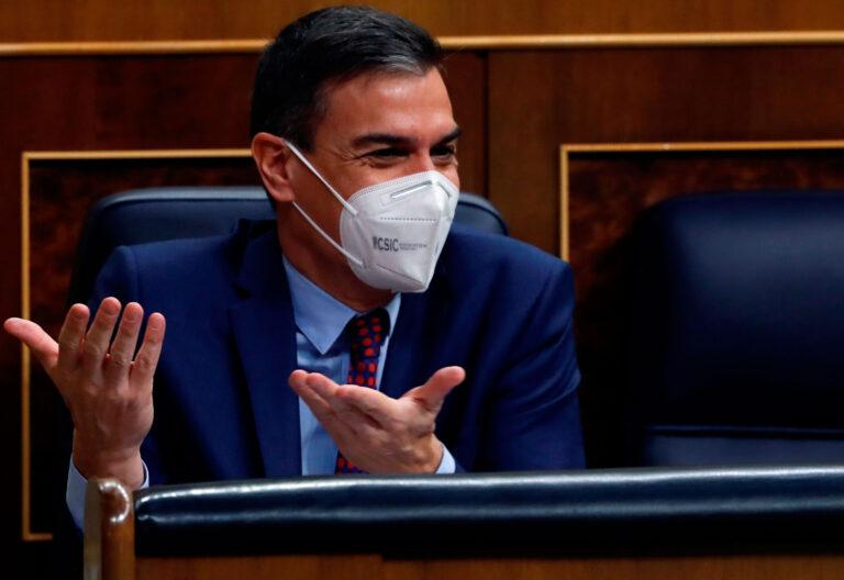 Pedro Sánchez presidente del Gobierno