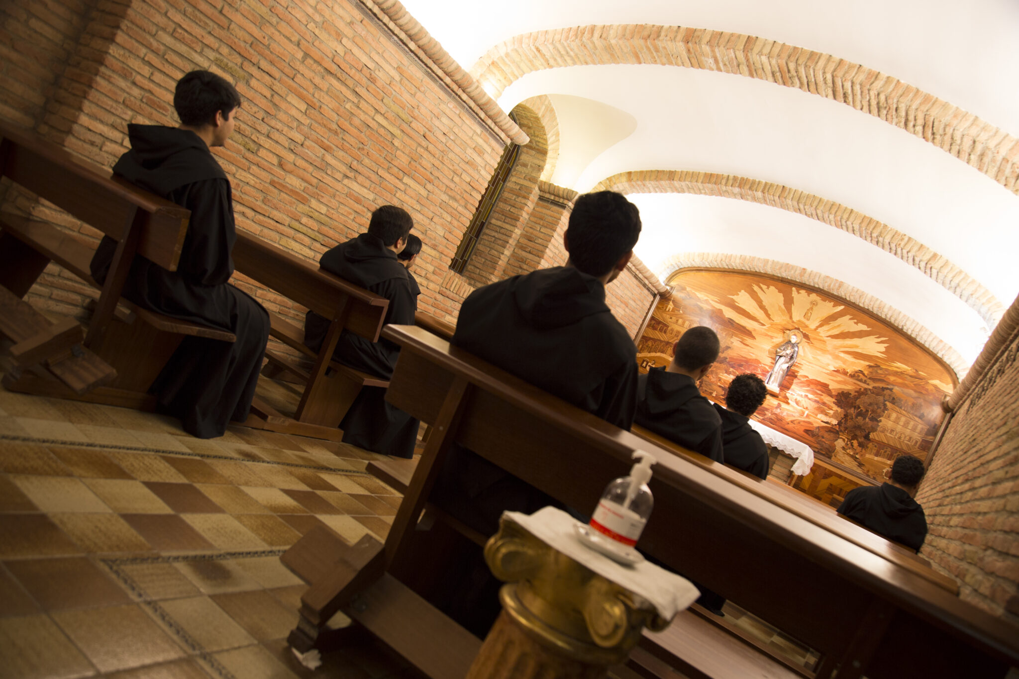 Monasterio de Monteagudo, de los agustinos recoletos