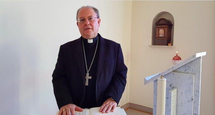 Fabio Fabene, secretario de la Congregación para las causas de los santos