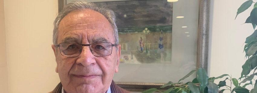 El educador jesuita Fernando de la Puente