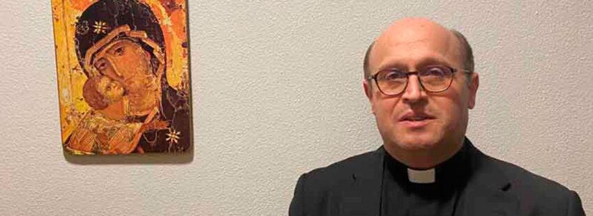 Francisco José Prieto Fernández, obispo auxiliar de Santiago de Compostela