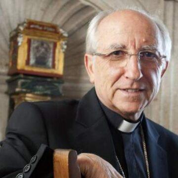 Jesús García Burillo, obispo emérito de Ávila y administrador apostólico de Ciudad Rodrigo