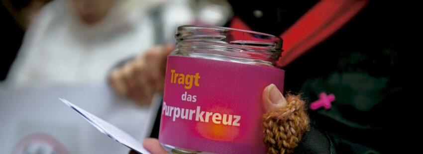 Protesta de mujeres, Iglesia Alemania