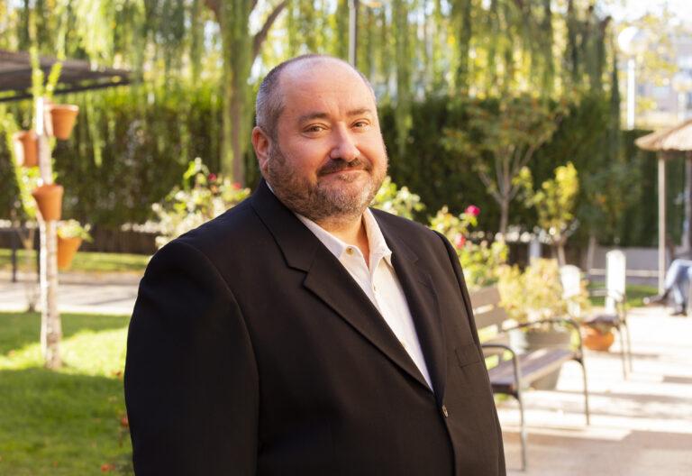 Juan Vela, presidente de Lares