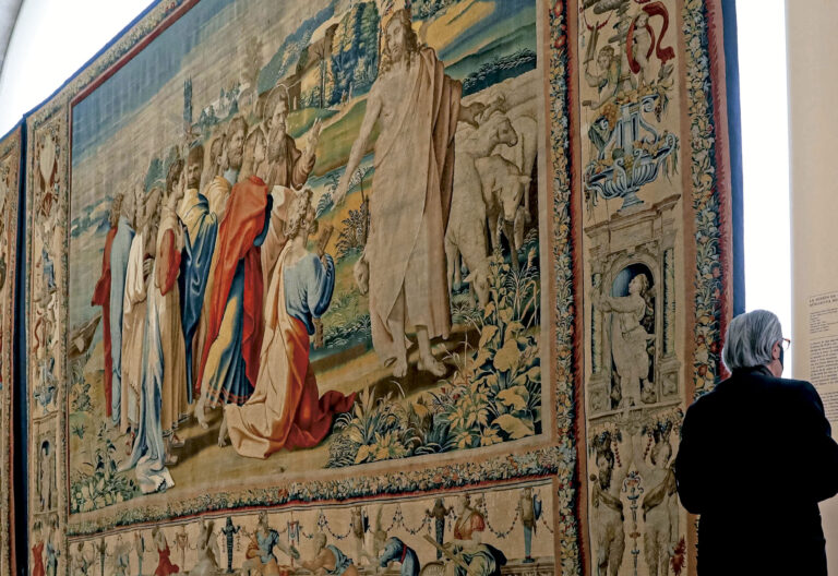 Tapices Rafael Palacio Real