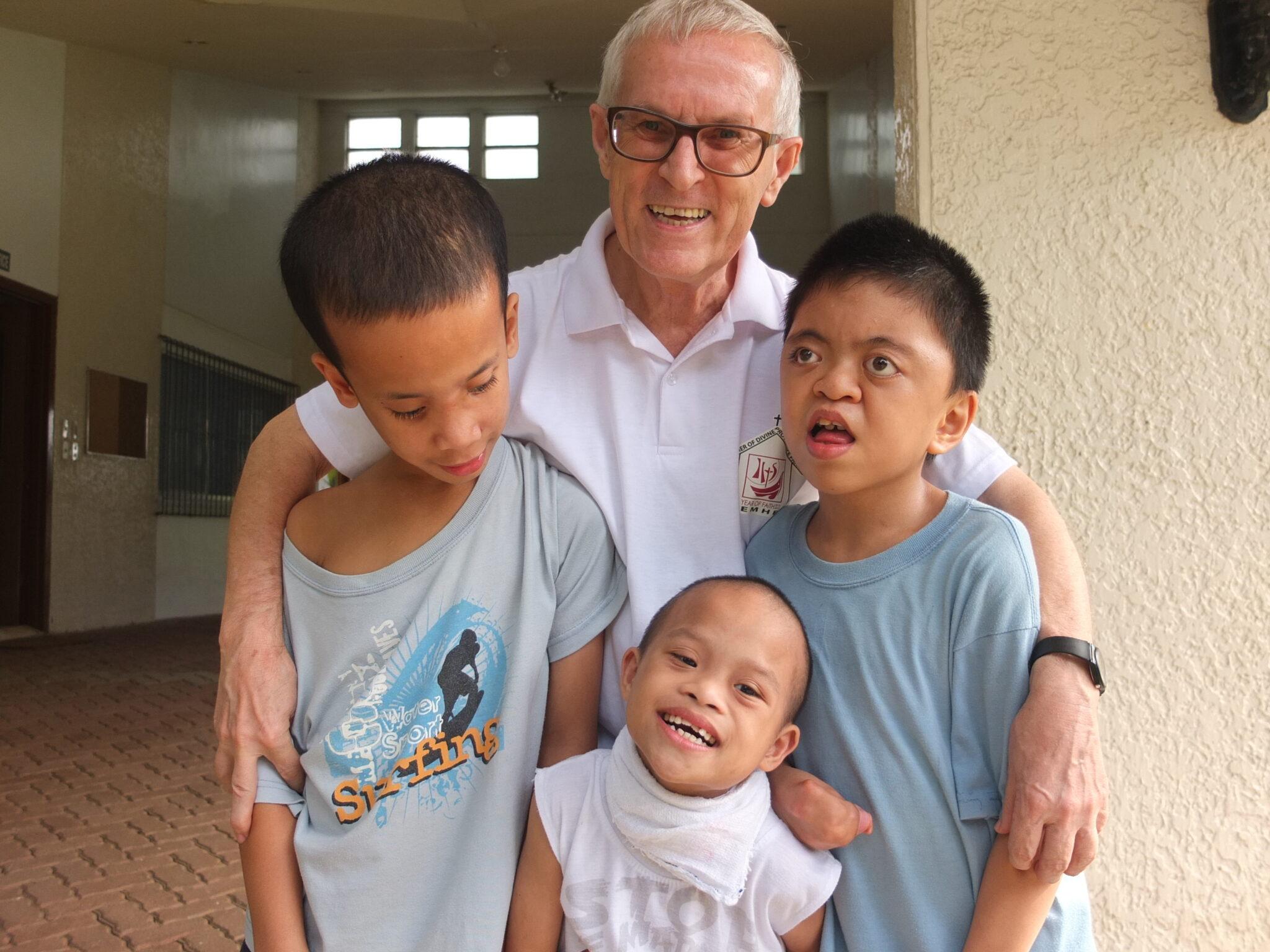 Julio Cuesta Ortega, misionero en Filipinas