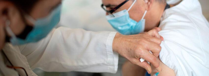 vacunaciones COVID