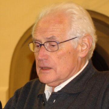 Antoni Matabosch, presidente honorario de la Fundació Joan Maragall
