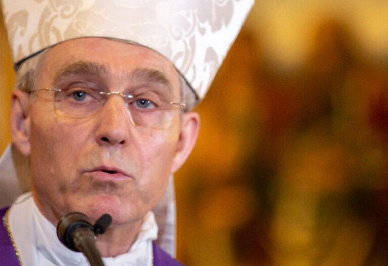 El secretario personal de Benedicto XVI, Georg Gänswein