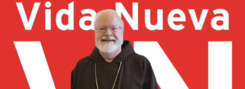 El cardenal O'Malley presentará sus dos primeros libros en español editados por PPC en un Encuentro Vida Nueva