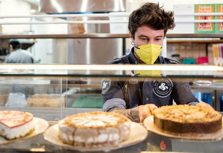 El chef Roberto Bosquet
