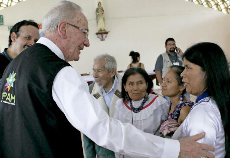 Presidente de la Conferencia Eclesial de la Amazonía