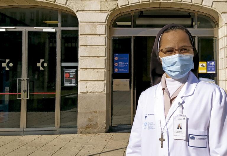 responsable del Área de Salud de la Diócesis de Vitoria