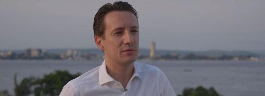 Luca Attanasio, embajador de Italia en RD Congo