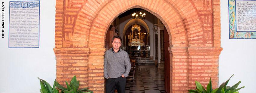 Lucas Alcázar, 'trans' católico