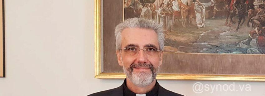 Luis_Marin, Subsecretario del Sínodo de los Obispos