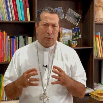 El Prelado hizo un llamado a detener la violencia en el pacífico colombiano