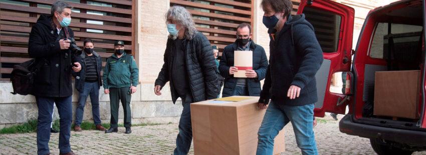 Barbastro bienes Franja Lleida