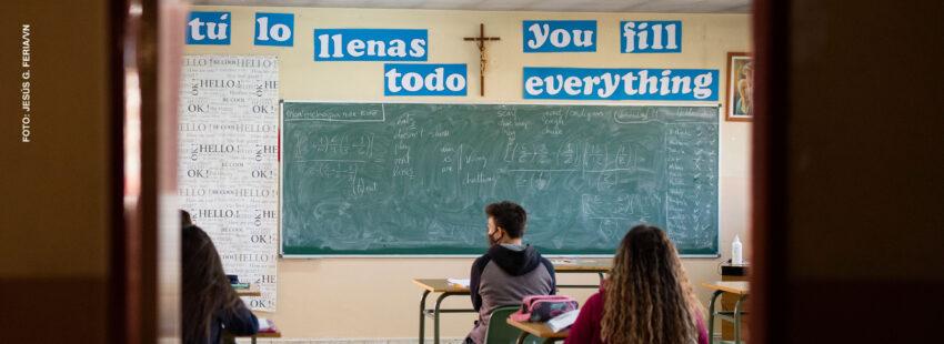 Colegio Divino Maestro. Adolescentes