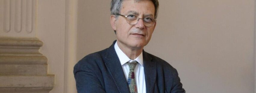 prefecto del Dicasterio para la Comunicación, Paolo Ruffini