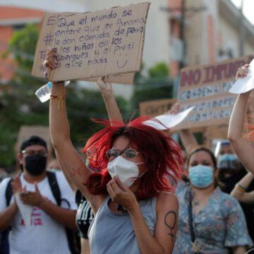 Protestas en Panamá tras escándalos de abusos sexuales a menores