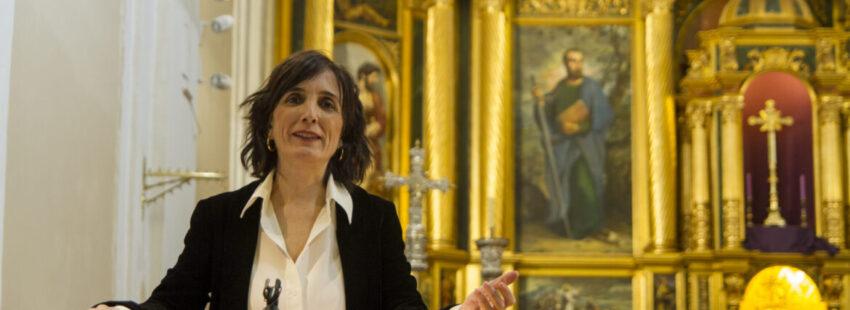 Cristina del Olmo, periodista