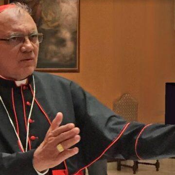 El cardenal Baltazar Porras