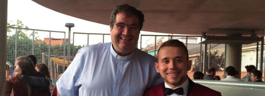 Aurelio Carrasquilla, sacerdote, y Tadeo