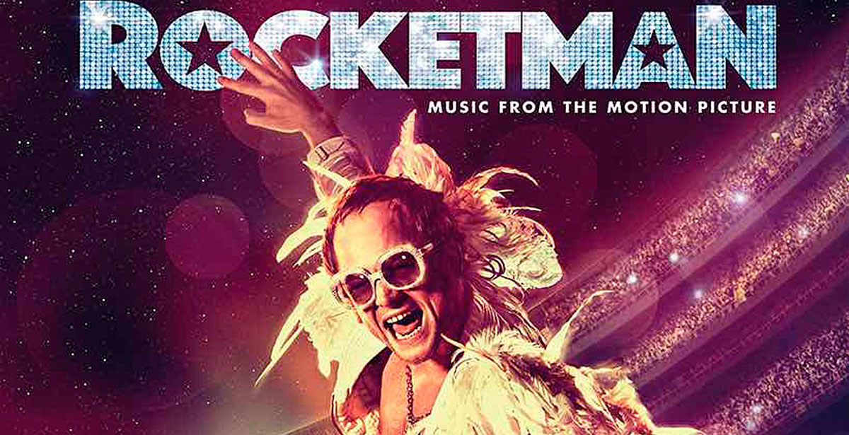 Elton John película Rocketman