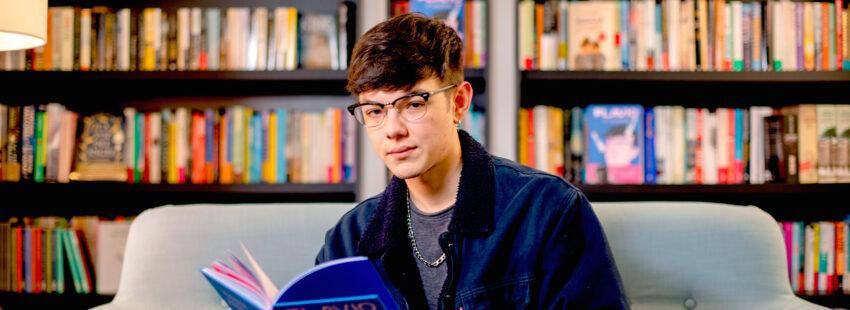 Flavio, músico y cantante de OT 2020