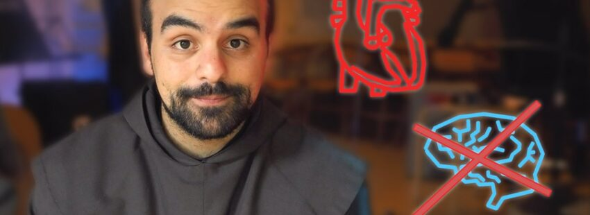 Fray Abel de Jesús, premio de Teología Joven PPC