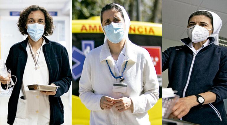 Sanitarias de la pandemia
