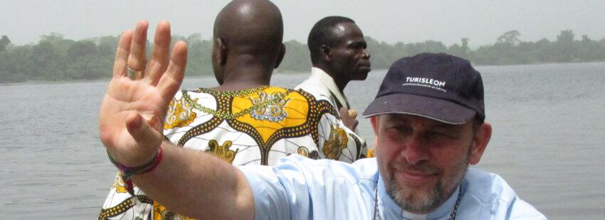 Jesús Ruiz, obispo español en República Centroafricana