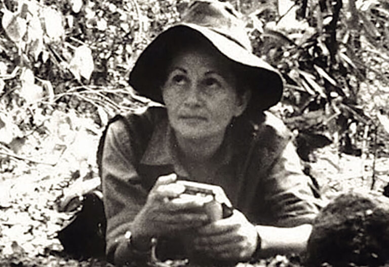 Marianella García Villas, asesinada en El Salvador