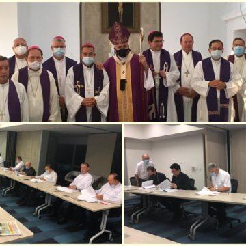 Los obispos del suroccidente y pacífico de Colombia en reunión de emergencia