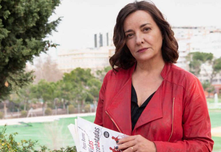 La periodista Pepa Bueno