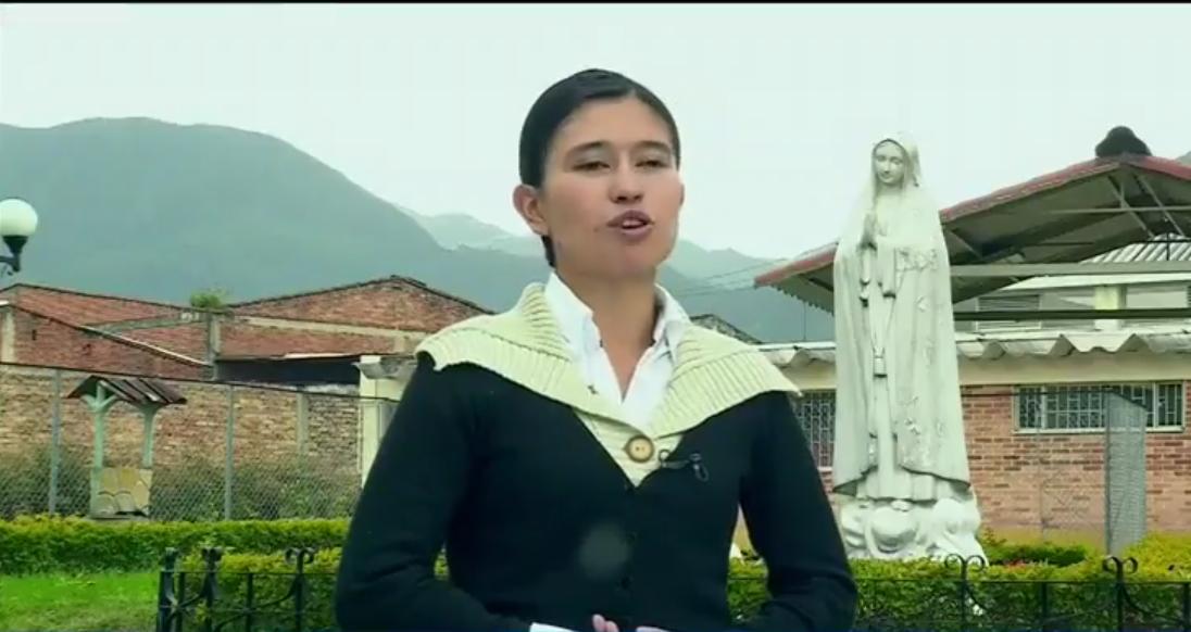 Responsable de las Adoratrices en Cúcuta