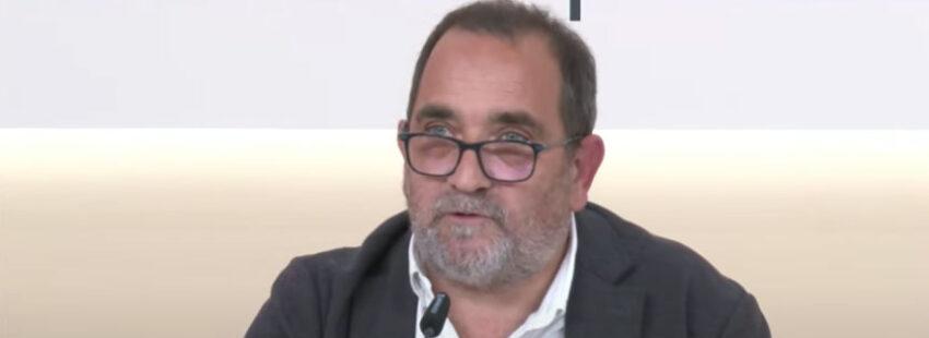 Antonio Roura, director de la revista Religión y Escuela