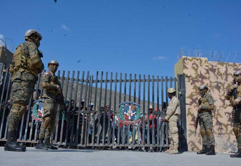 Zona fronteriza entre República Dominicana y Haití