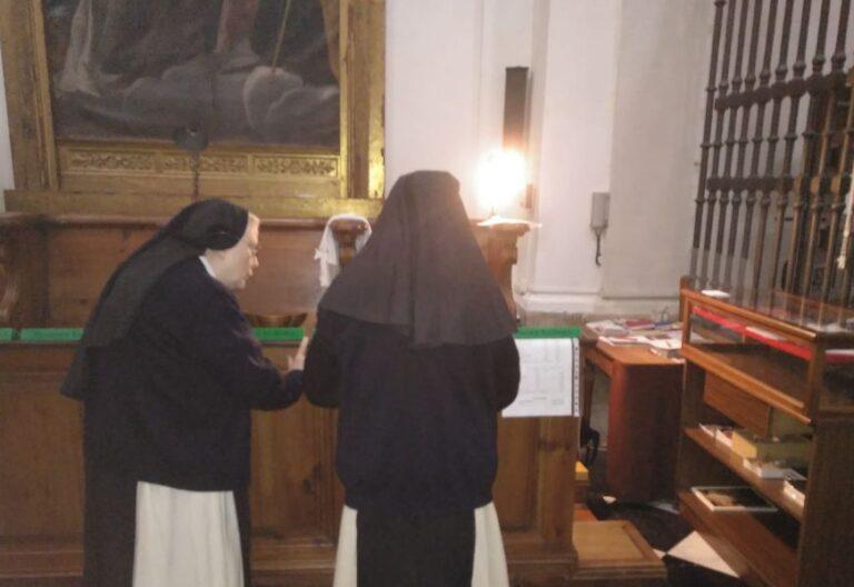 monjas de Santo Domingo el Antiguo