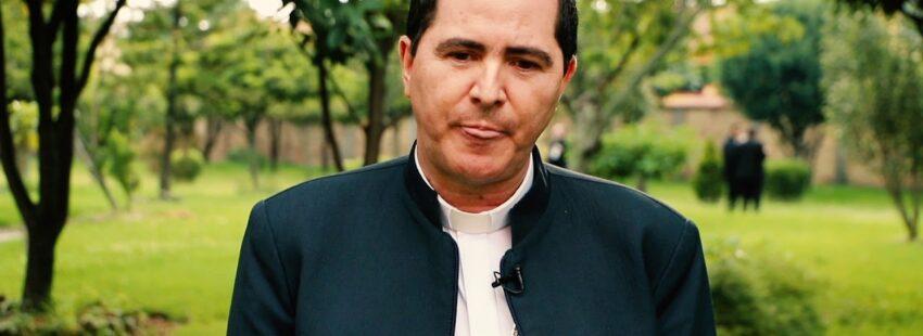 El obispo de San José del Guaviare
