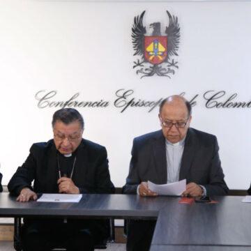 Los obispos de Colombia