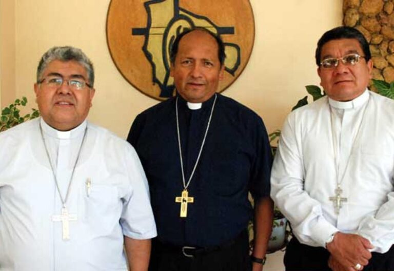 Directiva de la Conferencia Episcopal Boliviana